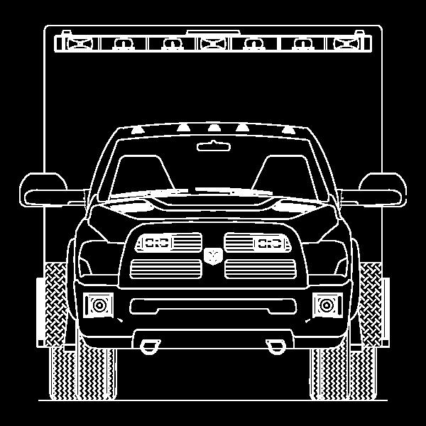 Dodge RAM 4500 4x4