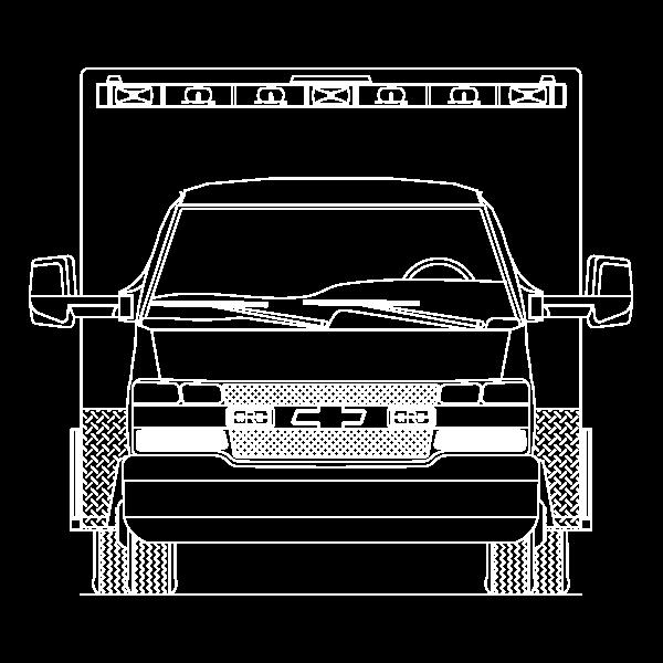 Chevy G4500